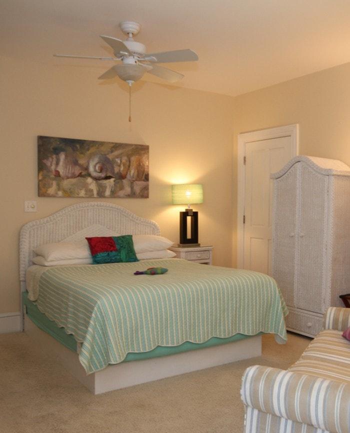 Bay Meadow Guest Room | Sleeps 2