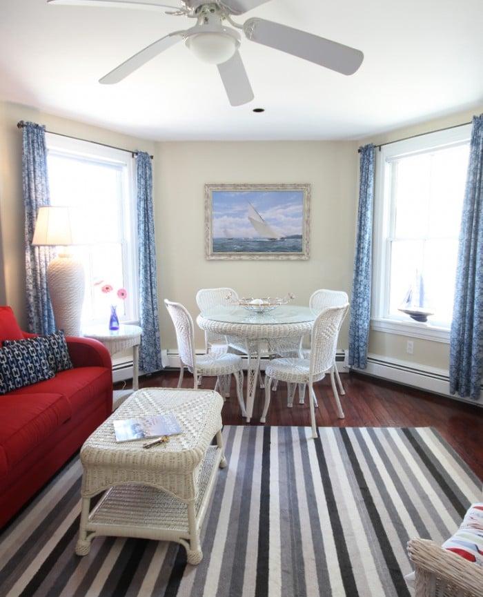Mariner Guest Room | Sleeps 6