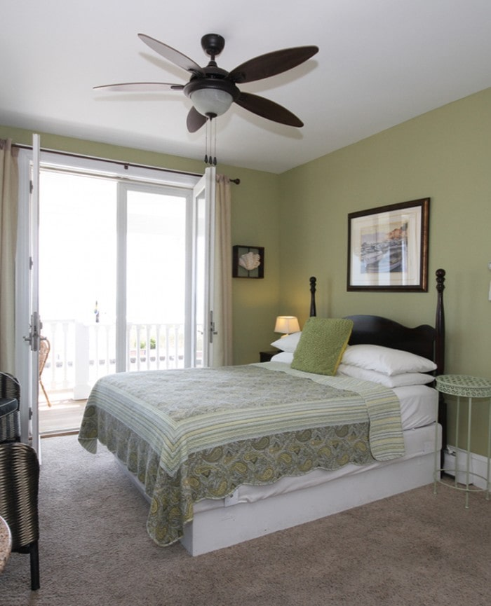 Seashell Guest Room | Sleeps 2
