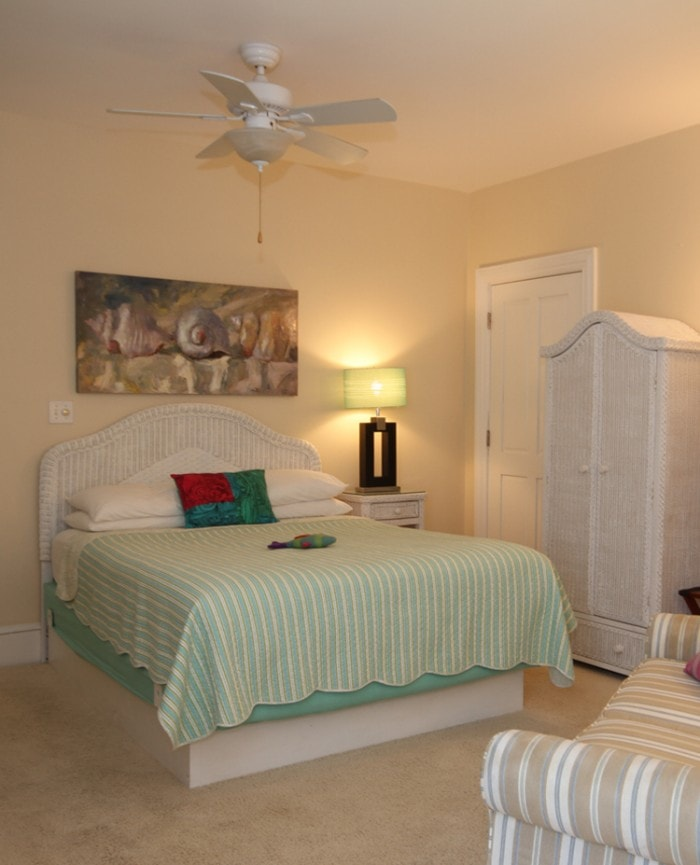 Bay Meadow Guest Room | Sleeps 2