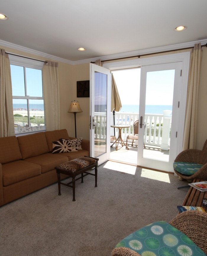 The Atlantic Guest Guest Room | Sleeps 6
